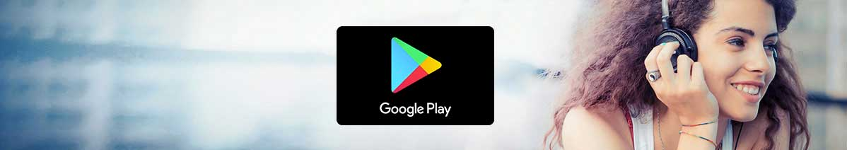 Google Play Card opwaarderen